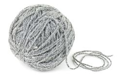 Ball of wool Stock Images