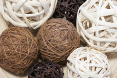 Ball of wool Stock Photos
