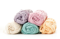 Ball of wool Royalty Free Stock Images