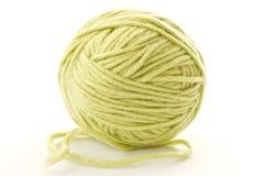 Ball of woolen threads Stock Photo
