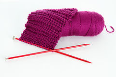 Ball of Yarn Stock Image