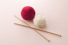 Ball of yarn Stock Images