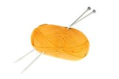 Ball of yarn Royalty Free Stock Photos