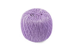 Ball of yarn Stock Image