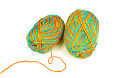 A ball of yarn for knitting Stock Photo