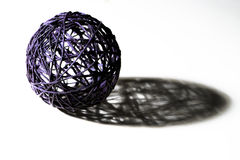 Ball of yarn Stock Photo