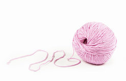 Ball of yarn Royalty Free Stock Image