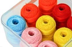 Ball of yarn. Stock Image