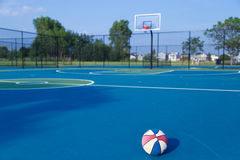 Ball is in Your Court Royalty Free Stock Photo