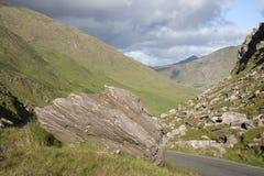 Ballaghbeama Gap; Killarney National Park Stock Image