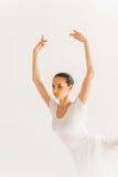 Ballando con la passione fotografia stock