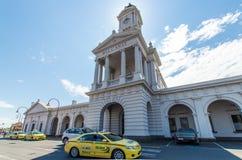 Ballarat火车站 库存图片