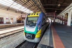 Ballarat火车站 库存照片