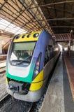Ballarat火车站 免版税库存图片