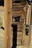 Ballarat Ghost Town Death Valley California. Ruins remaining in the Ballarat Ghost Town in Death Valley California Royalty Free Stock Images