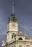 Ballarat historisk arkitektur royaltyfri fotografi