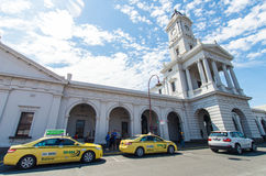 Ballarat railway station Royalty Free Stock Photo