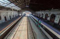 Ballarat railway station Royalty Free Stock Images
