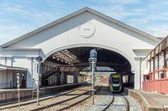 Ballarat railway station Stock Image