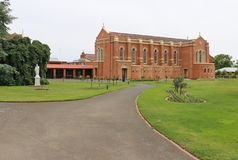 Ballarat's St Patrick's College, a Roman Catholic day and boarding school for boys, was founded by the Christian Brothers in 1893 Royalty Free Stock Image
