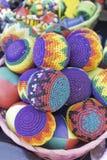 Ballas juggling Royalty Free Stock Photo