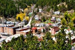 Ballast - Stadt-Ansicht Lizenzfreies Stockbild