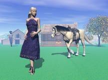 Ballata di Josie Fotografie Stock