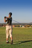 Balle de golf Photo stock