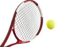 Balle de tennis Photo libre de droits