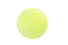Balle de tennis Image libre de droits