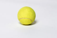Balle de tennis Images stock
