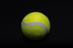 Balle de tennis Photo stock