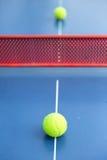 Balle de tennis Photographie stock