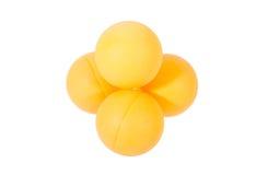 Balle de tennis de Tableau Images stock