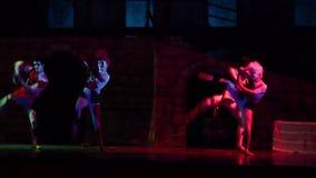 Balle di Jose e di Carmen archivi video