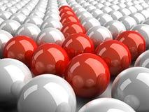 Ballen stock illustratie