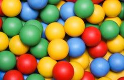 Ballen! Stock Foto's