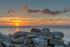 Ballen, Kroatien Stockfotos