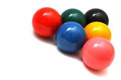 ballen om te spelen stock afbeelding