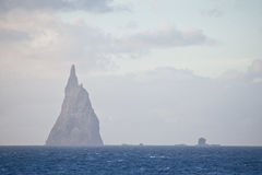 Ballenpiramide Lord Howe Island australië Stock Afbeeldingen