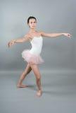 ballerin portreta potomstwa Obraz Stock