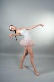 ballerin portreta potomstwa Zdjęcia Royalty Free