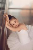 ballerina λίγα Στοκ Φωτογραφίες