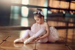 ballerina λίγα Στοκ εικόνα με δικαίωμα ελεύθερης χρήσης