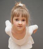 ballerina λίγα Στοκ φωτογραφία με δικαίωμα ελεύθερης χρήσης