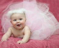 ballerina μωρών Στοκ φωτογραφία με δικαίωμα ελεύθερης χρήσης