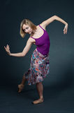 Ballerina Στοκ Εικόνα