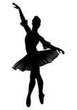 The ballerina Royalty Free Stock Image