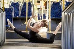ballerina foto de stock