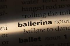 Ballerina Στοκ Φωτογραφίες